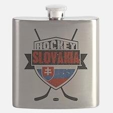 Hokej Slovensko Hockey Shield Flask
