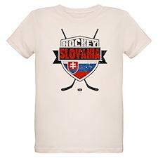 Hokej Slovensko Hockey Shield T-Shirt