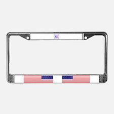 Boston Strong 2013 License Plate Frame