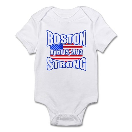 Boston Strong 2013 Infant Bodysuit