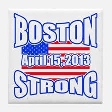 Boston Strong 2013 Tile Coaster