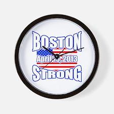 Boston Strong 2013 Wall Clock