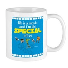 MOVIE - special effect Mug