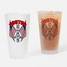 Boston Strong 4 15 Drinking Glass