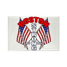Boston Strong 4 15 Rectangle Magnet