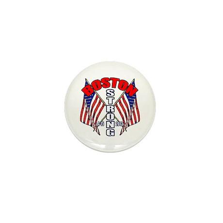 Boston Strong 4 15 Mini Button (10 pack)