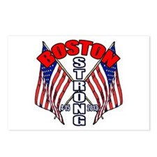 Boston Strong 4 15 Postcards (Package of 8)