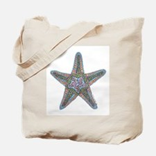 Bubbly Starfish Tote Bag