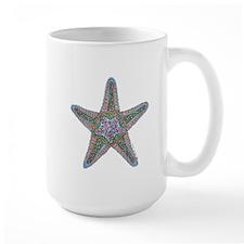 Bubbly Starfish Mug