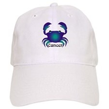 Whimsical Cancer Baseball Cap