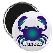 Whimsical Cancer Magnet