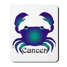 Whimsical Cancer Mousepad