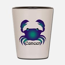 Whimsical Cancer Shot Glass
