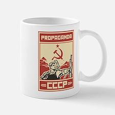 Soviet vintage Propaganda Small Small Mug