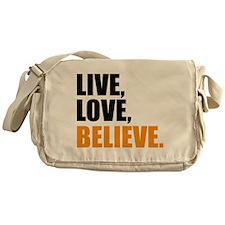 believe Messenger Bag