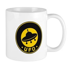 UFO scifi vintage Mug