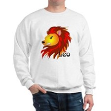 Whimsical Leo Sweatshirt
