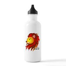 Whimsical Leo Water Bottle