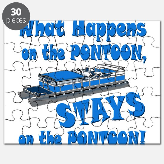 On The Pontoon Puzzle