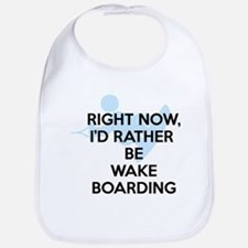 Rather be wakeboarding Bib