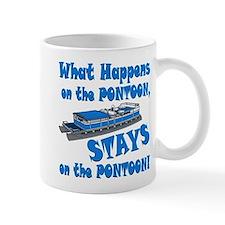 On The Pontoon Mug