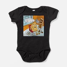 Little off the Top Baby Bodysuit
