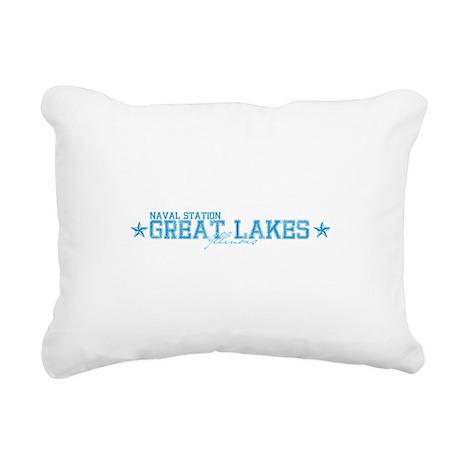 NSgreatlakes.png Rectangular Canvas Pillow