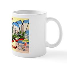 Gary Indiana Greetings Coffee Mug