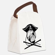 Yarrrrn Pirate! Canvas Lunch Bag