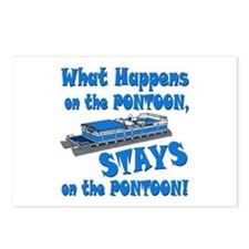 On The Pontoon Postcards (Package of 8)