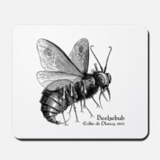 Beelzebub, Ancient Demon God Mousepad