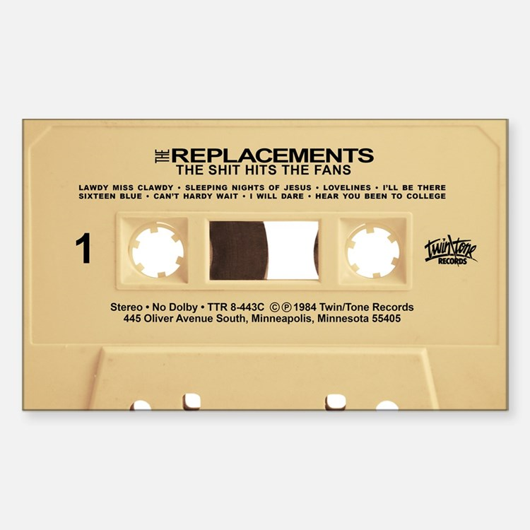 The Replacements SHTF Decal
