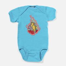 Tanga Dark Baby Bodysuit