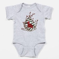 Alexander Dark Baby Bodysuit