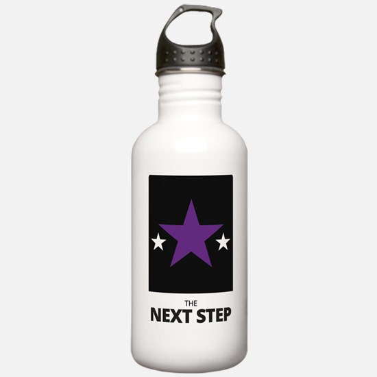 Funny Step Water Bottle