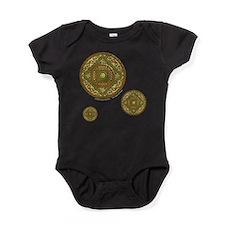 Virgo Dark Baby Bodysuit