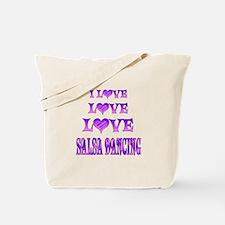 Love Love Salsa Tote Bag
