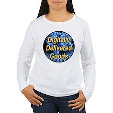 Digitally Delivered Goods T-Shirt