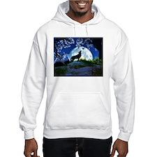 Howling Wolf Hoodie
