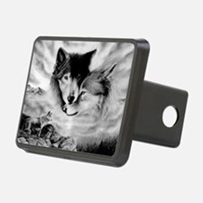 Wolves Hitch Cover