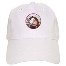 Hedgehog Baseball Baseball Cap