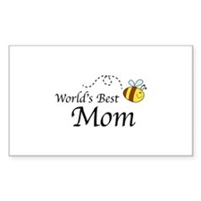 World's Best Mom Decal