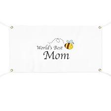 World's Best Mom Banner