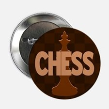 """King of Chess 2.25"""" Button (10 pack)"""