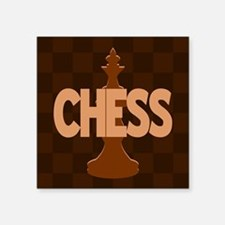 King of Chess Sticker
