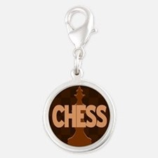 King of Chess Charms