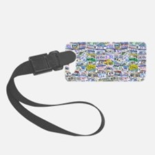 Fully Licensed Luggage Tag