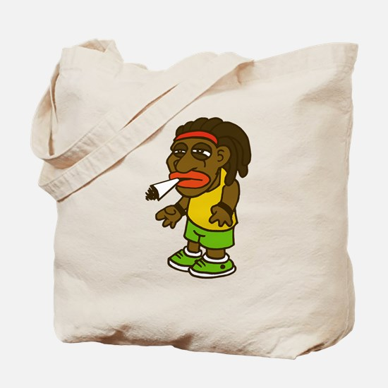 rasta Tote Bag