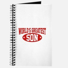 World's Greatest Son Journal