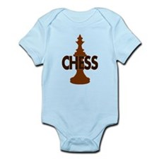 Chess King Infant Bodysuit